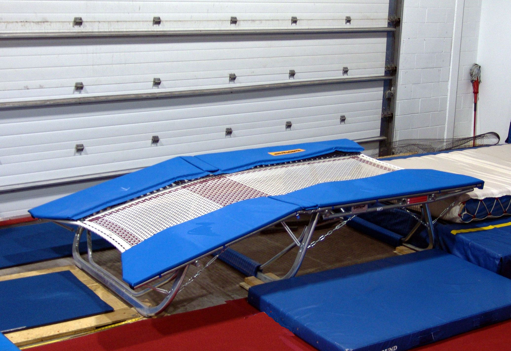 A_double_mini_olympic_style_trampoline