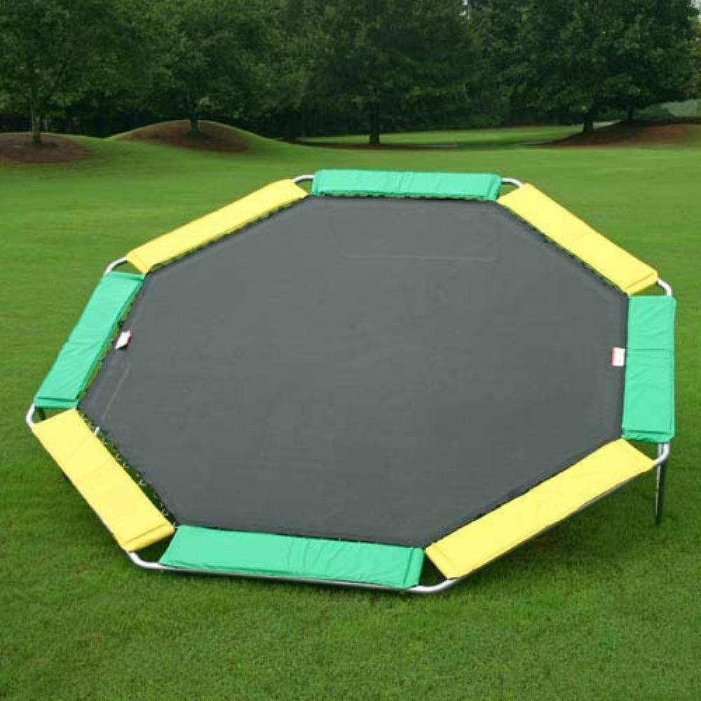 Kidwise-Magic-16-Ft-Octogon-Trampoline