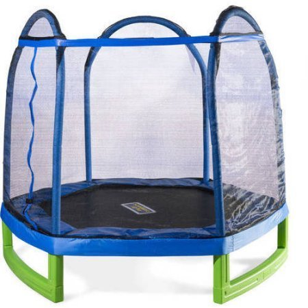bounce-pro-7-foot-my-first-indoor-outdoor-entry-level-trampoline