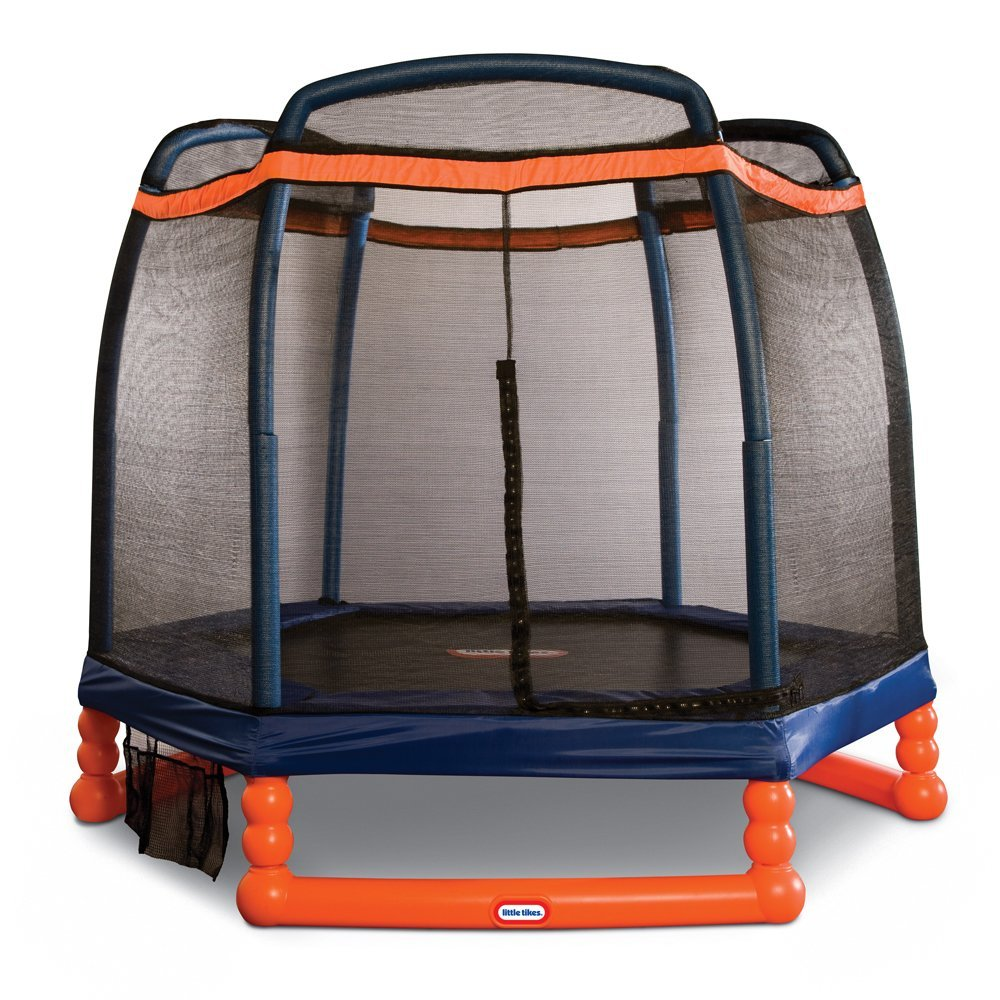 little-tikes-7-foot-trampoline
