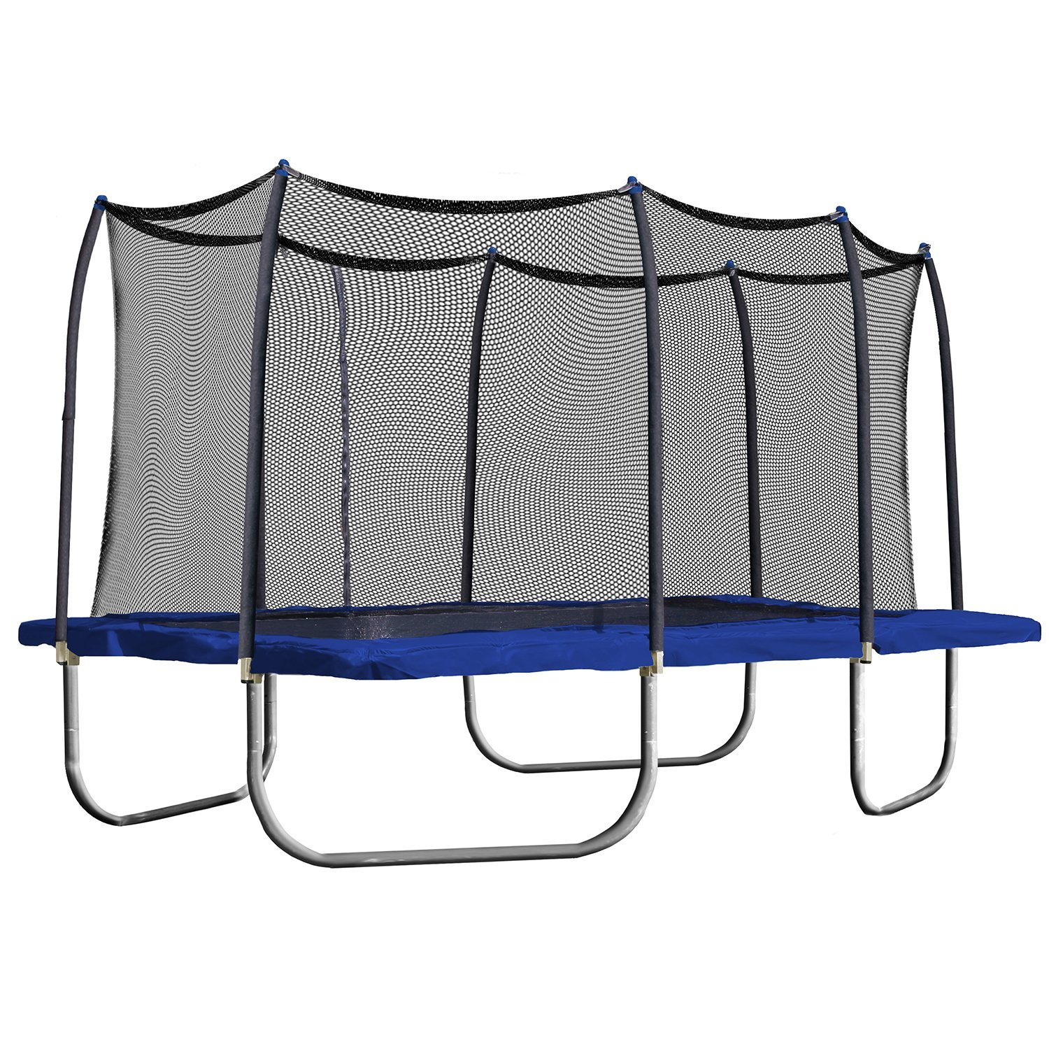 Skywalker 15 Foot Rectangle Trampoline with Enclosure