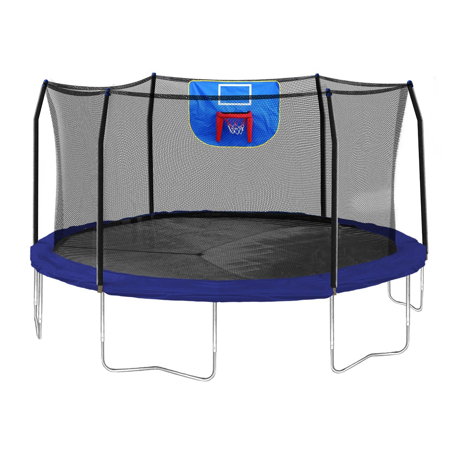 Skywalker Trampolines 15 Foot Sq Trampoline And Safety: The Top 10 Trampolines We Could Find