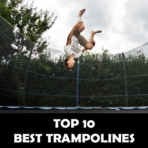 best trampoline top 10 for 2017