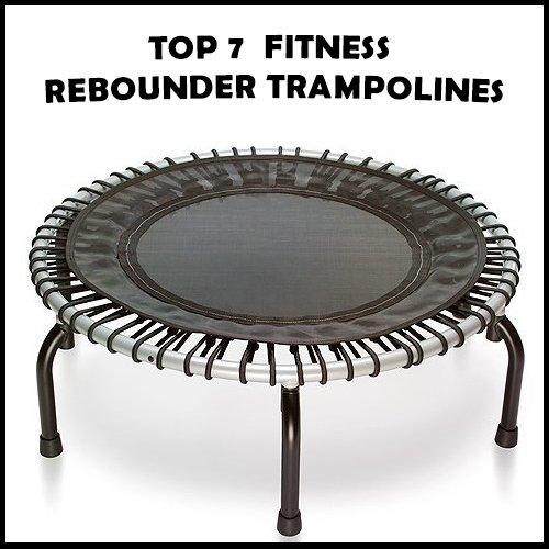 Juice Master S Pro Bounce Rebounder: Top 7 Fitness Trampolines
