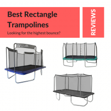 Best rectangle trampoline reviews