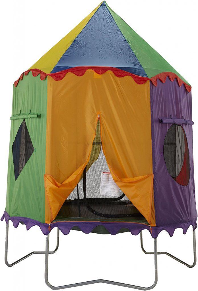Bazoongi Circus Trampoline Tent