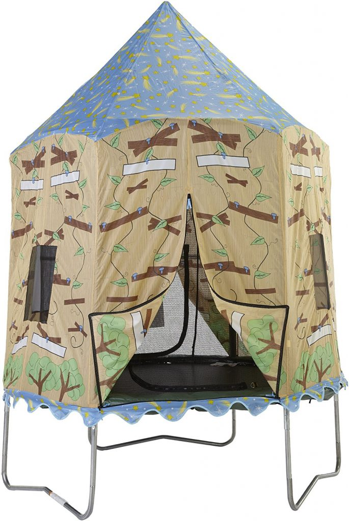 Trampoline tents transform your trampoline today for Cool things to buy for your house