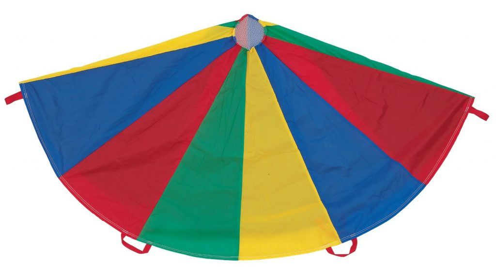 Parachute Trampoline Cover