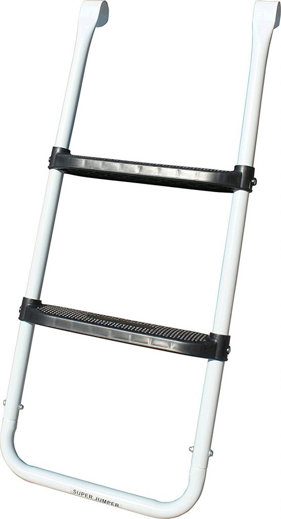 Super Jumper 2 Steps Ladder Trampoline