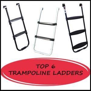 trampoline-ladder