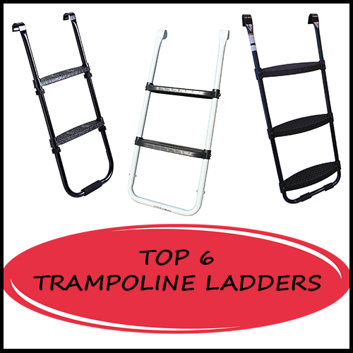 trampoline-ladder