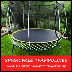 Springfree Trampoline